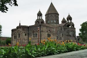 Kathedrale in Etschmiadzin